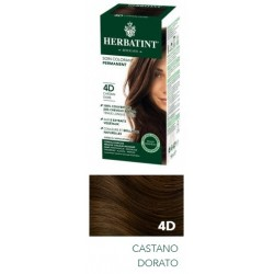Herbatint 4d Cast Dor 135ml