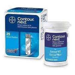 Contour Next 25 Test Glicemia
