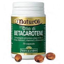 Betacarotene 70cps