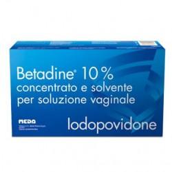 Betadine soluzione vaginale...