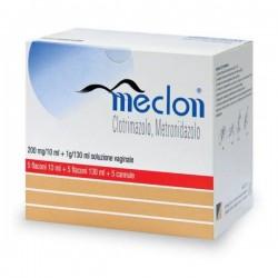 Meclonsol Vag 5fl 130ml