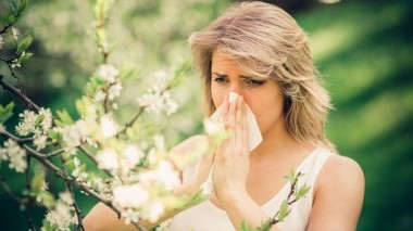 Allergia di primavera: cause e consigli